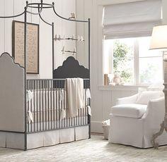 restoration hardware crib instructions