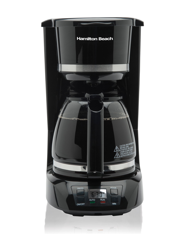 hamilton beach 12 cup coffee maker instructions