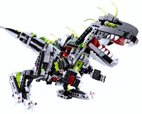 lego creator dinosaur instructions