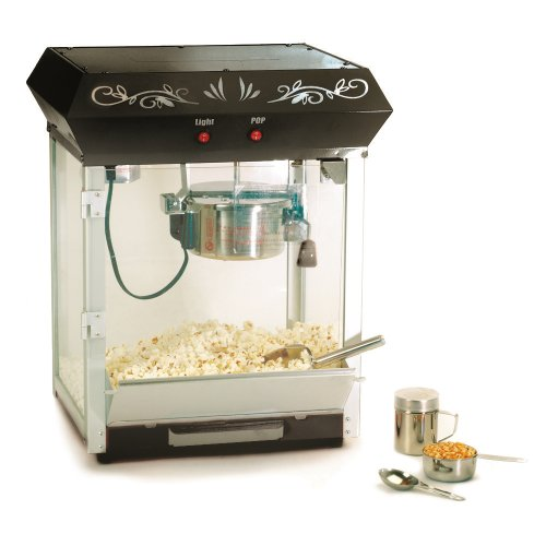 old fashioned popcorn maker instructions