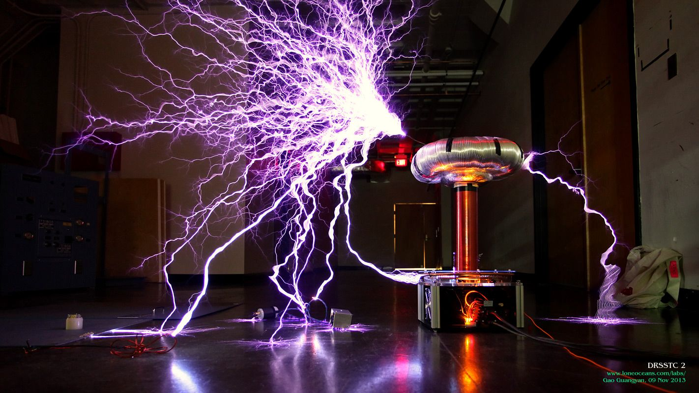 musical tesla coil instructables