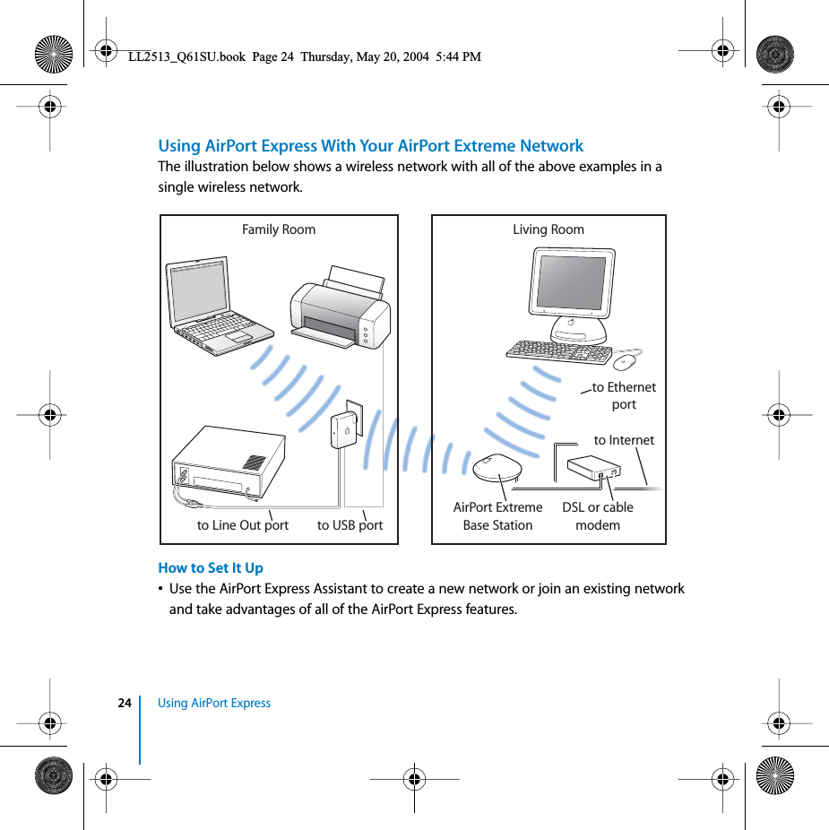 apple airport express instructions