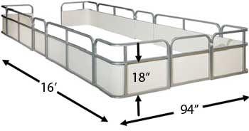 arrow backpacker pontoon boat instructions