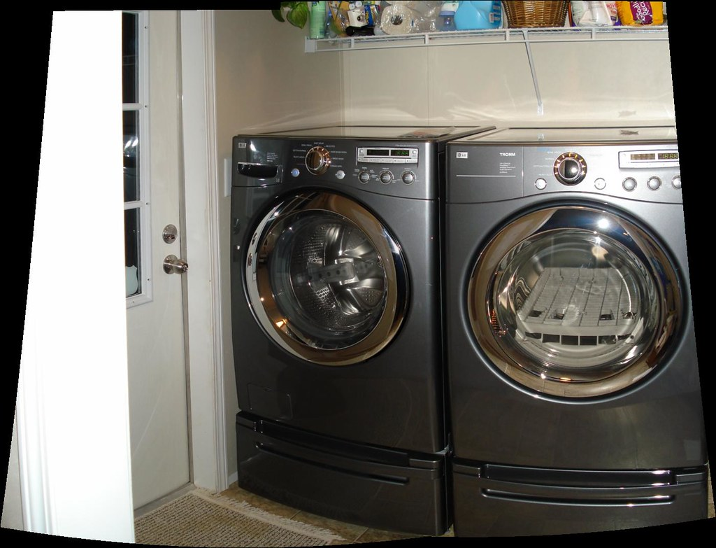 lg tromm washer instructions