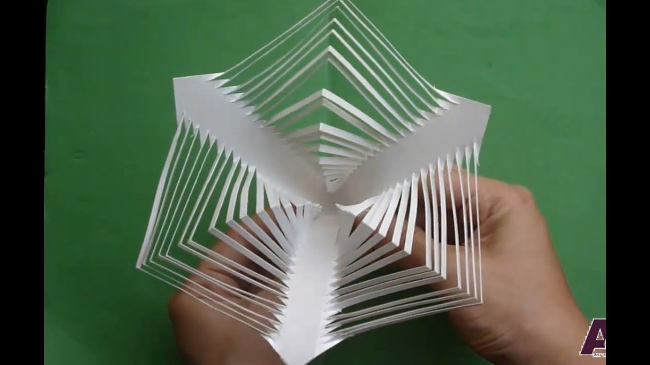 paper folding art instructions