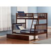 atlantic furniture woodland bunk bed instructions