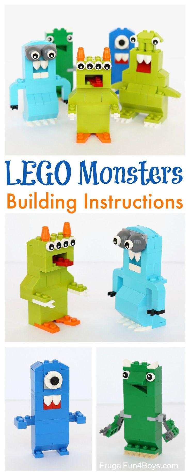 lego duplo barn instructions