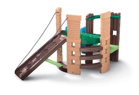 little tikes swing along castle instructions
