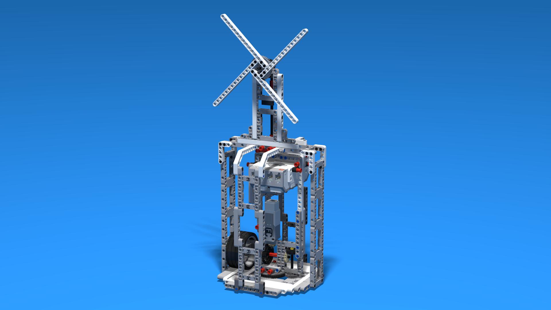 lego mindstorms robot instructions