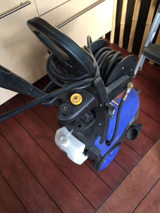sundance 1800 psi electric pressure washer instructions