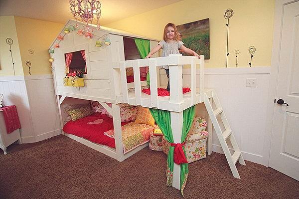 ikea mydal bunk bed instructions