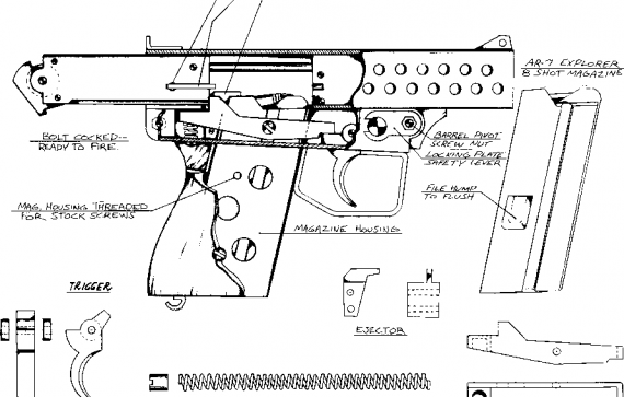 homemade tattoo guns instructions