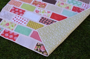 yellow brick road quilt pattern instructions