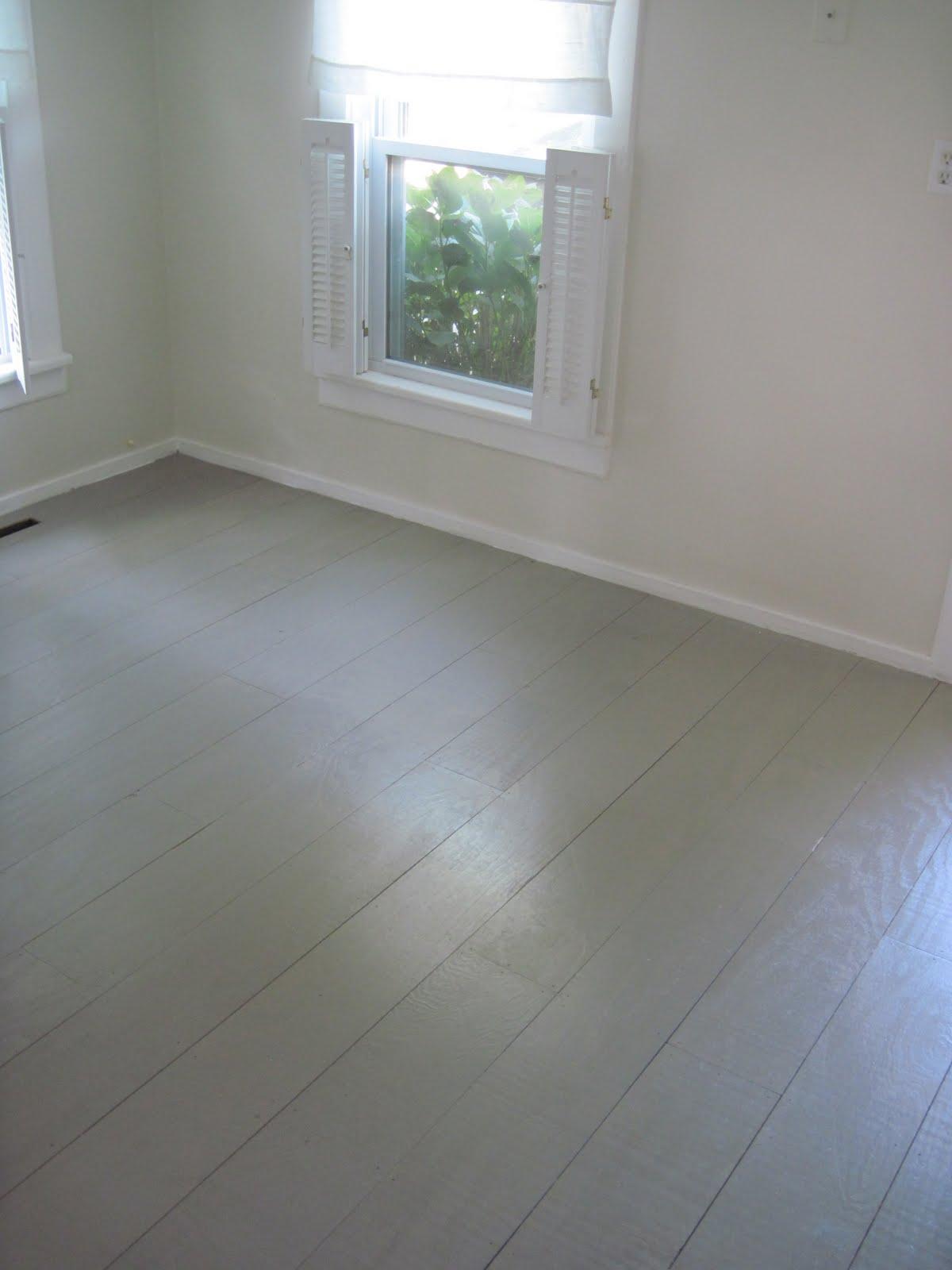 varathane water based floor finish instructions