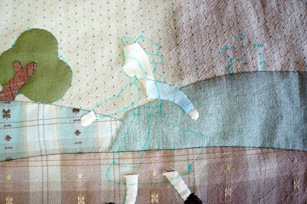 patchwork quilt instructions step by step