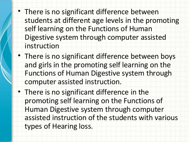 types of computer assisted instruction