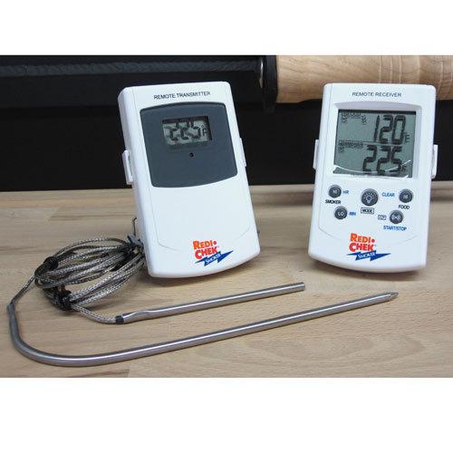 redi chek smoker thermometer instructions