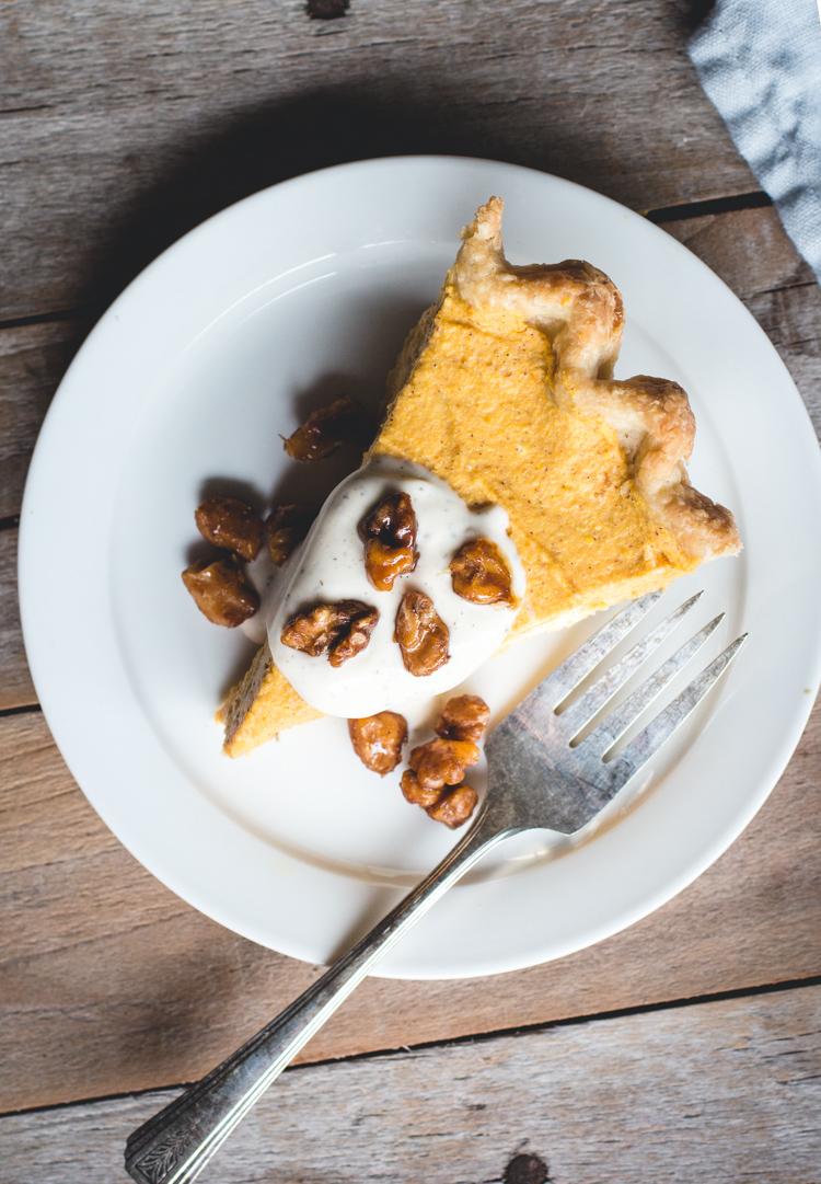 frozen pumpkin pie baking instructions