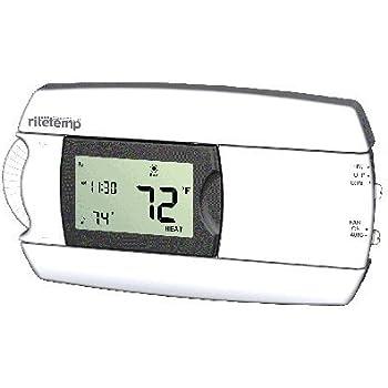 3m flush mount thermostat instructions