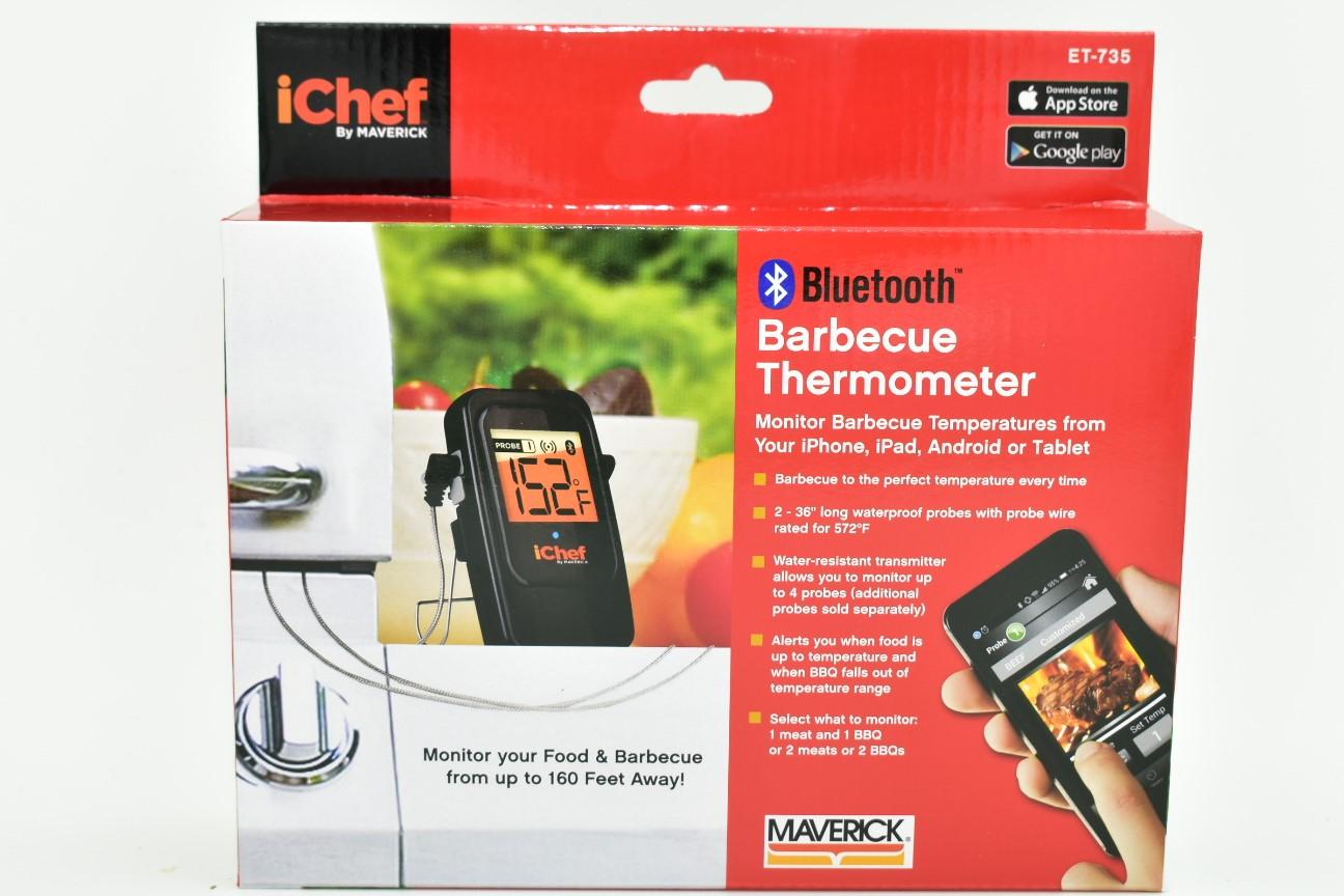maverick wireless thermometer instructions