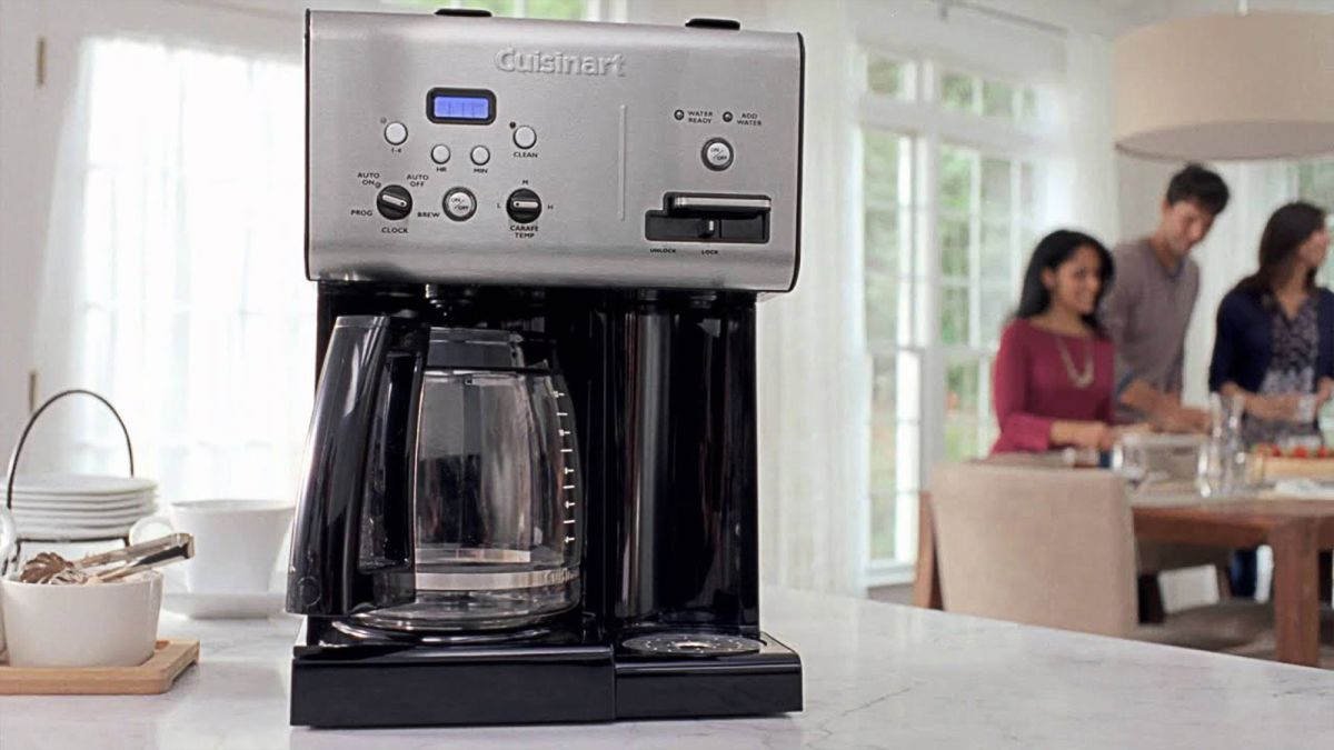cuisinart coffee maker with grinder instructions