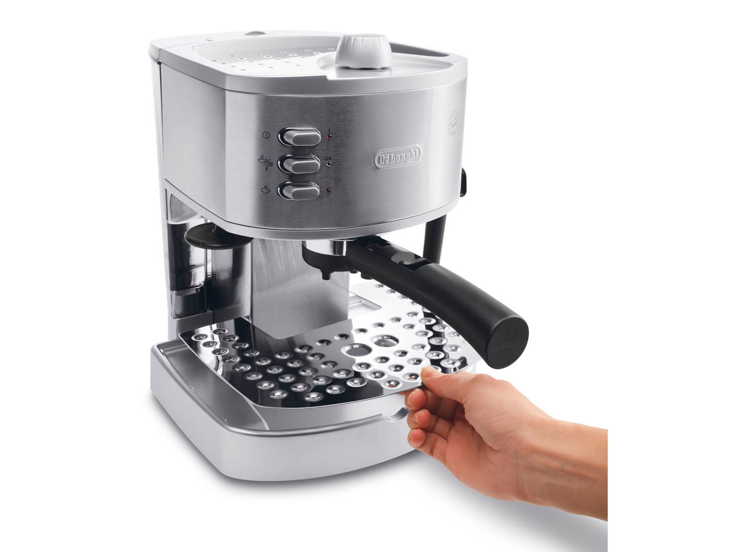 delonghi espresso and cappuccino maker instructions