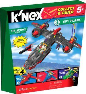 k nex plane instructions