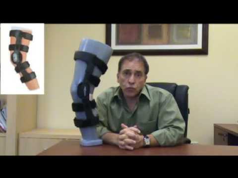 donjoy reaction knee brace instructions
