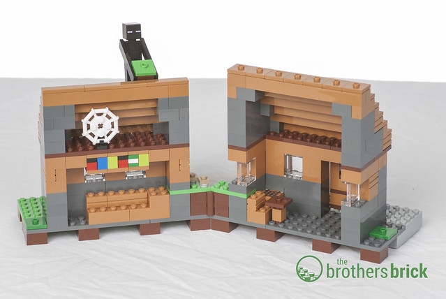 lego minecraft crafting box 2.0 instructions