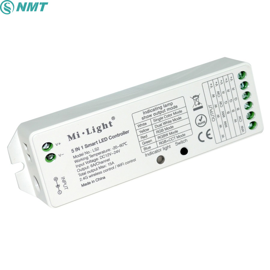 mi light controller instructions