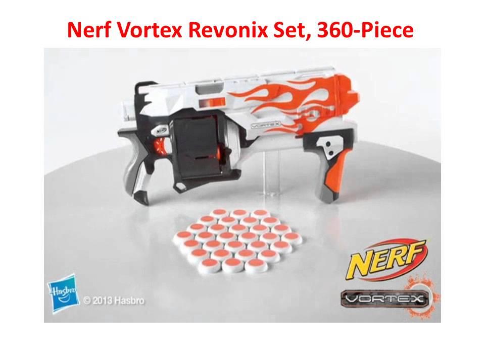 nerf revonix 360 instructions