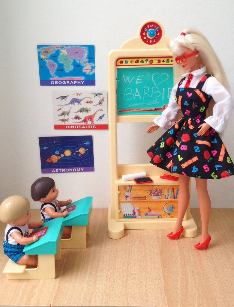 barbie glamour camper instructions