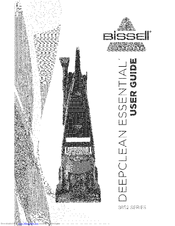 bissell ready clean instructions