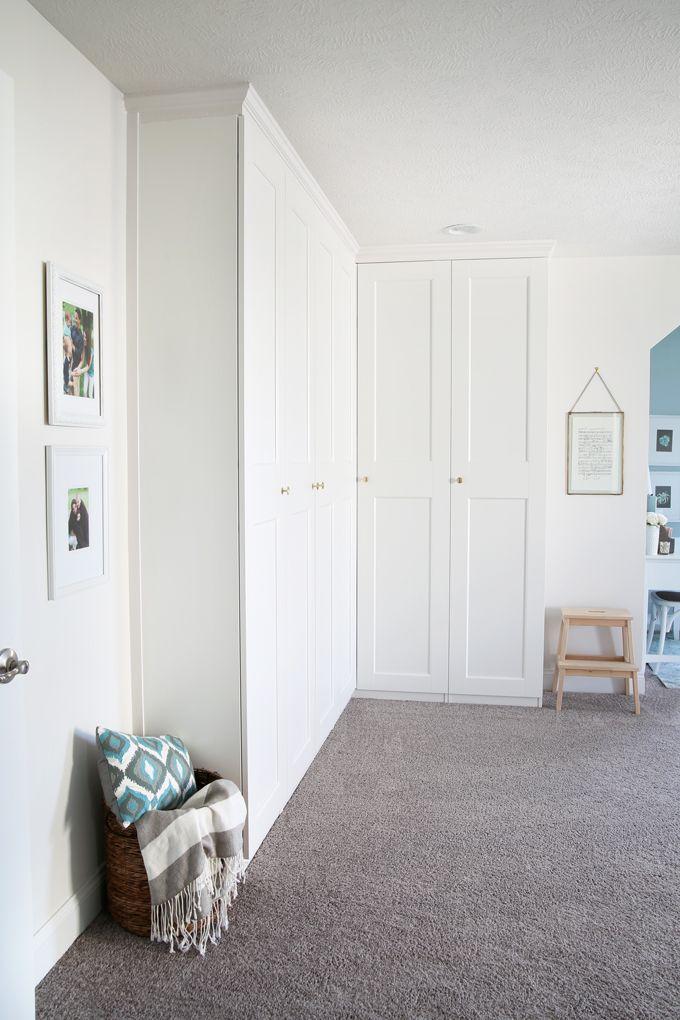 ikea pax corner wardrobe instructions