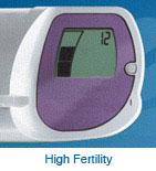persona ovulation monitor instructions