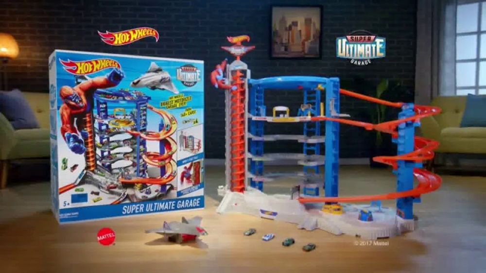 hot wheels track pack instructions