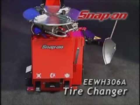 mini tire changer instructions
