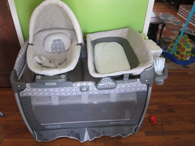 graco pack n play vibration unit instructions
