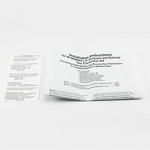 kenmore elite stacking kit instructions