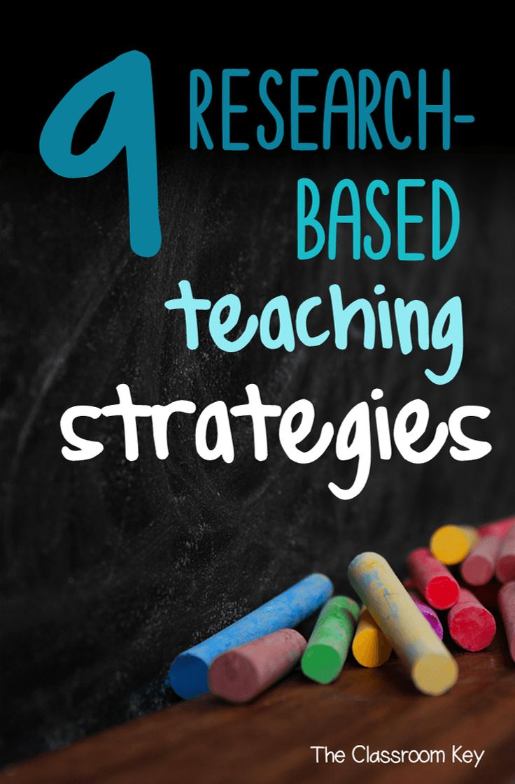 instructional methods for elementary teachers