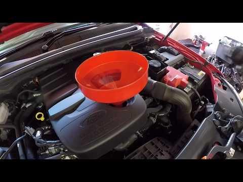 liqui moly valve clean instructions