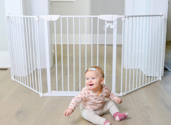 the first years baby gate instructions