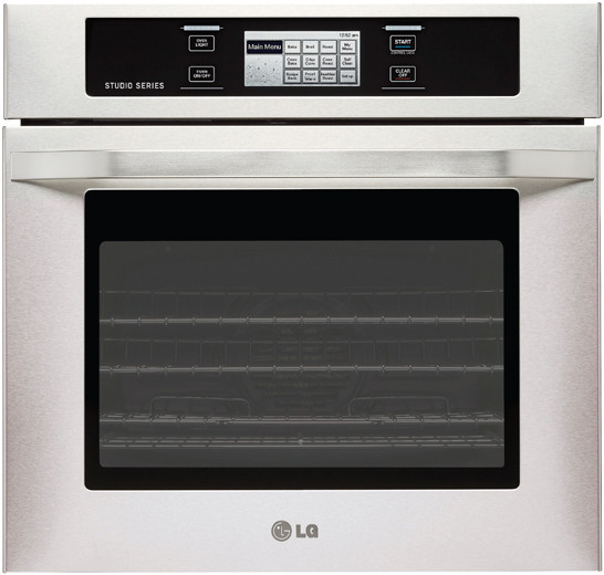 lg oven cleaning instructions