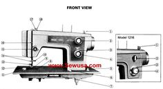 sew easy knitting machine instruction manual