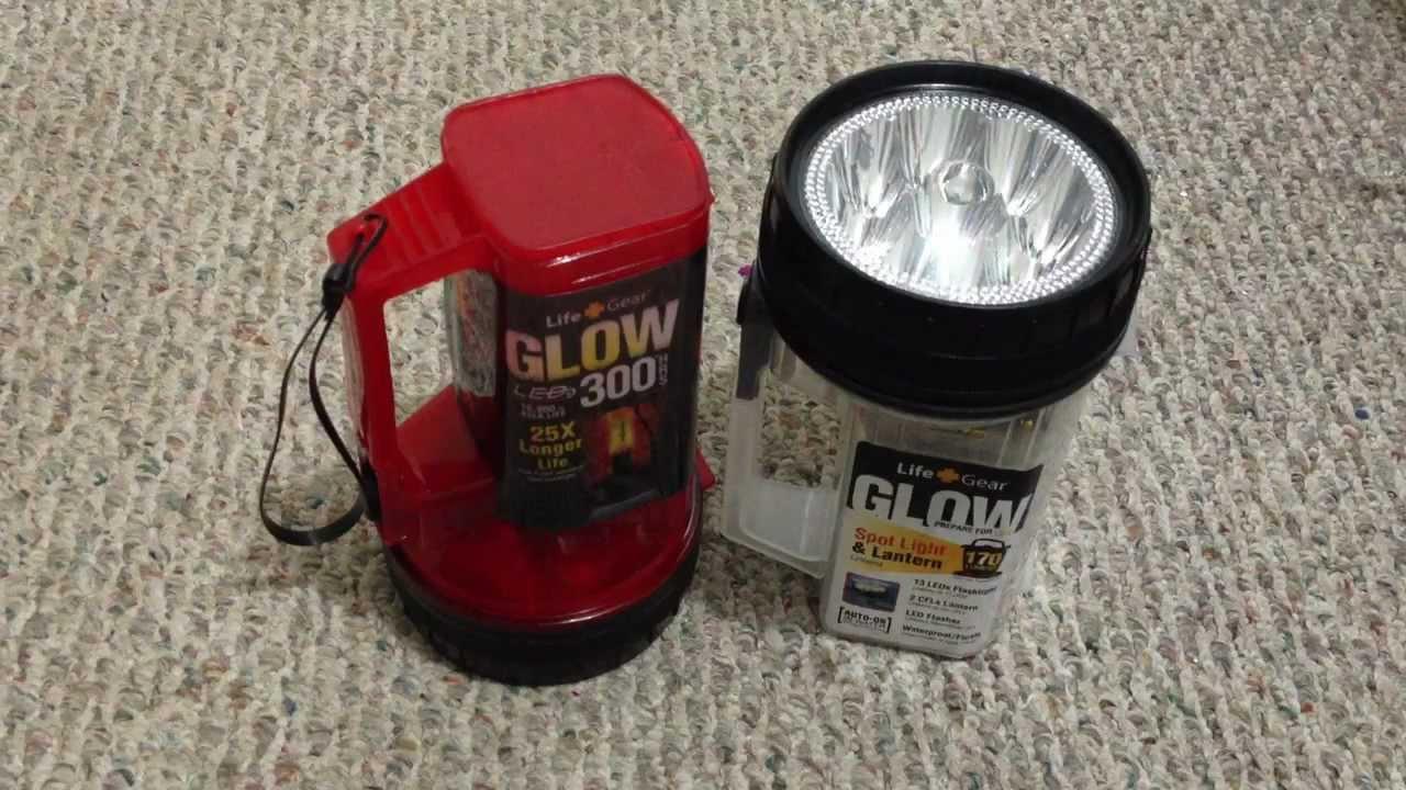 life gear lantern instructions