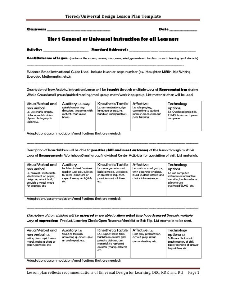 examples of differentiated instruction in reading