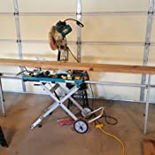 makita miter saw stand instructions