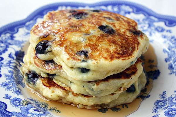 ll bean blueberry pancake mix instructions