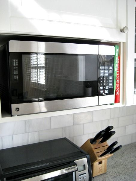 ikea nutid microwave oven installation instructions