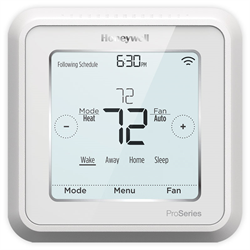 honeywell wifi thermostat wiring instructions